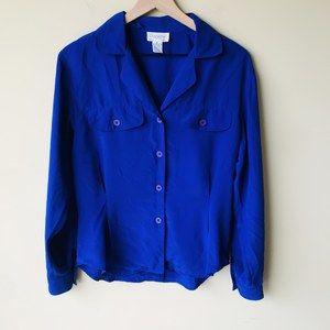 vintage Christian Dior blouse